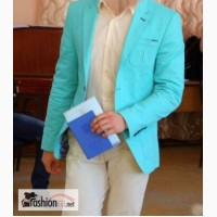 Пиджак мятного цвета MCR Размер: 48-50 (L) в Екатеринбурге