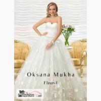Свадебное платье Oksana mukha Fleur-1 в Санкт-Петербурге